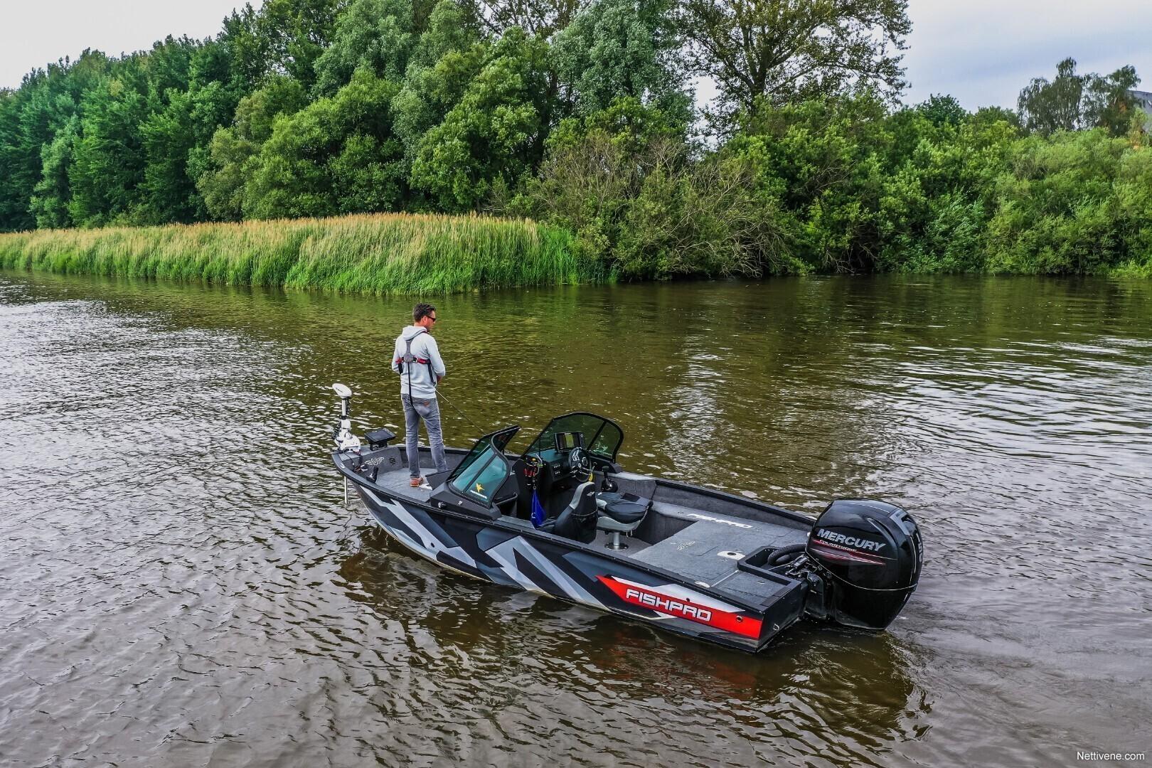 Fish Pro 54 + F150 Pro XS