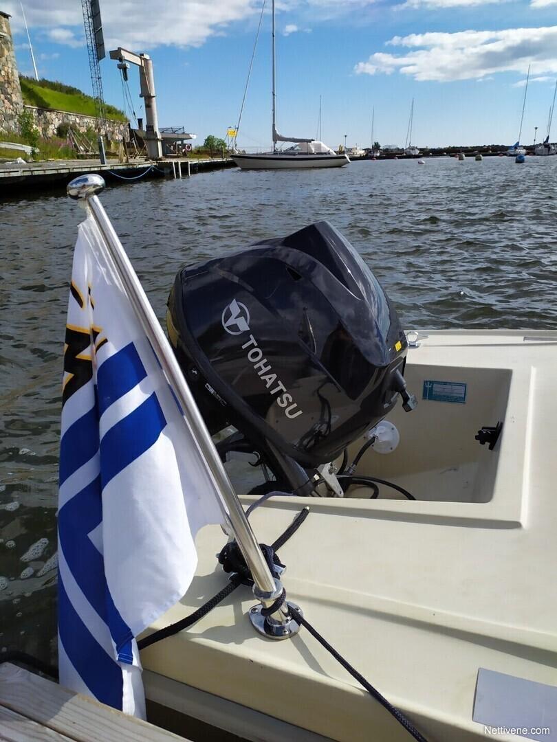 Polttoainetankki Veneeseen