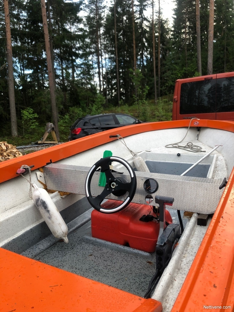 Ohjauskaapeli Veneeseen