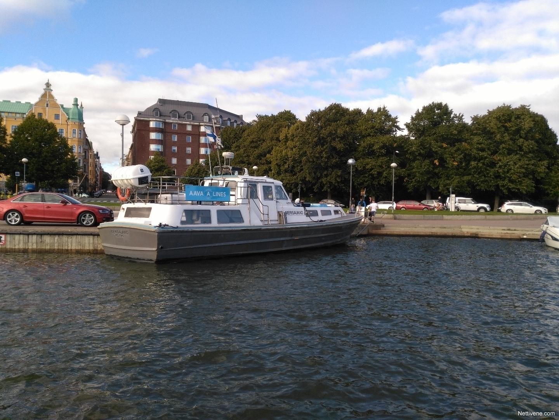 Vesibussi Helsinki