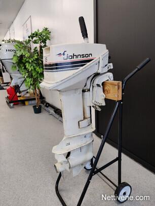 Johnson 15 hp 2-tahti