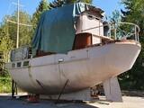 Teräsvene huvi-tai matkustajalaiva