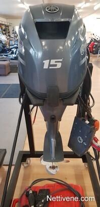 Yamaha F15CES / KAUKOHALLINTALAITE