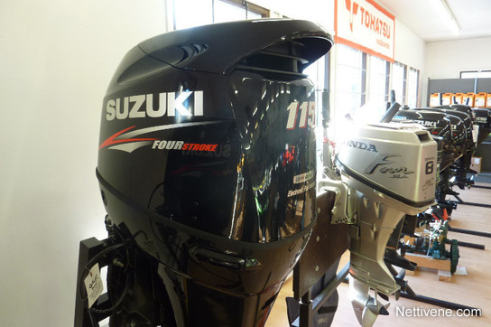 Suzuki DF115 ATL / EDULLINEN RAHOITUS