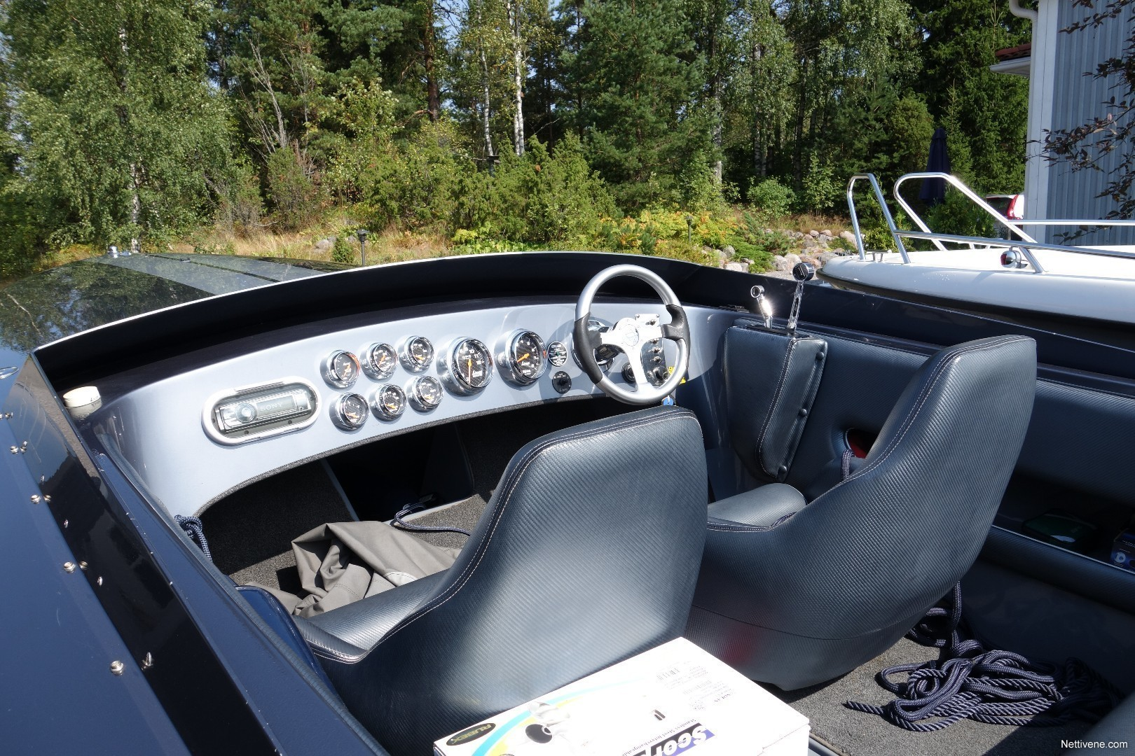 Donzi 22 Classic Don Aronow Edition motor boat 2006 - Inkoo