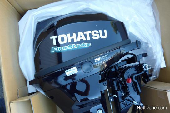 Tohatsu MFS 20 EEPTS / EDULLINEN RAHOI