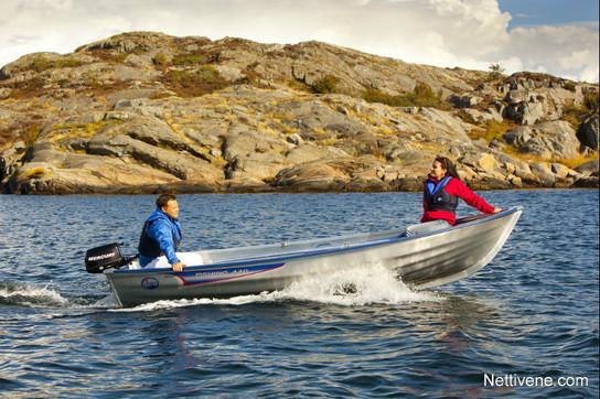 лодка fishing 440