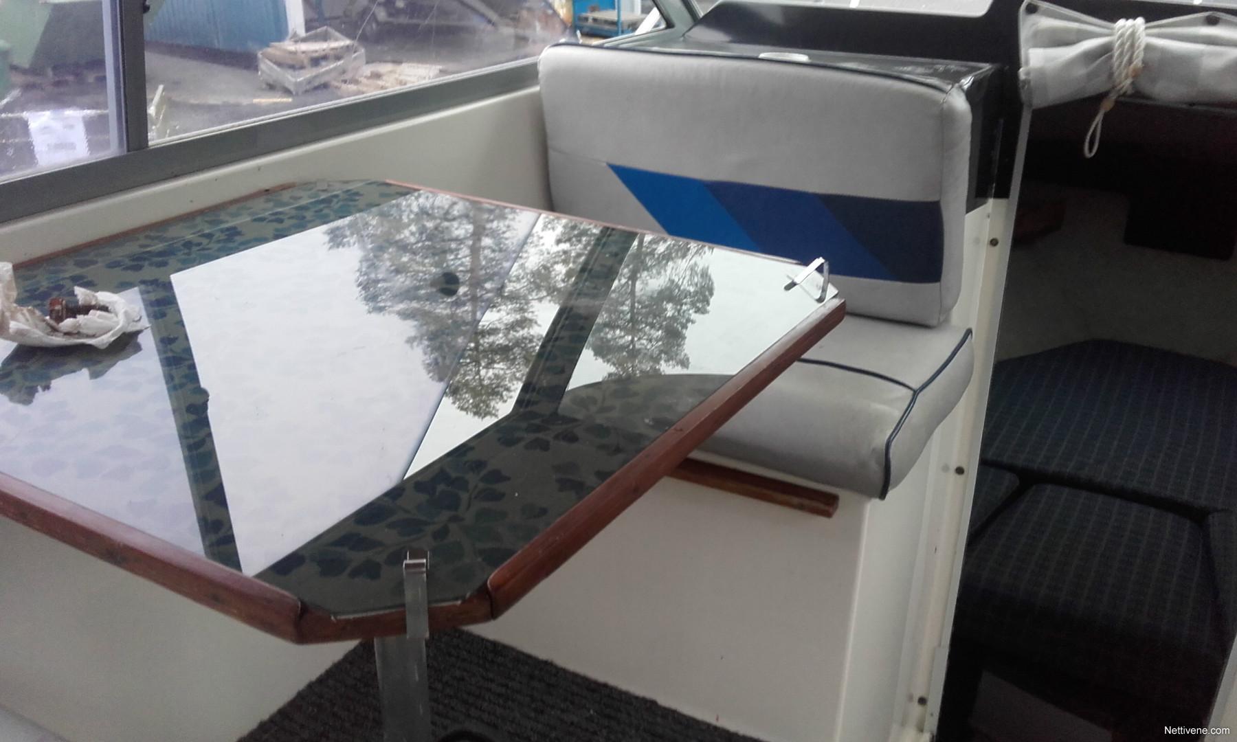 Bayliner 2159 trophy motor boat 1989 pietarsaari nettivene for Form 2159