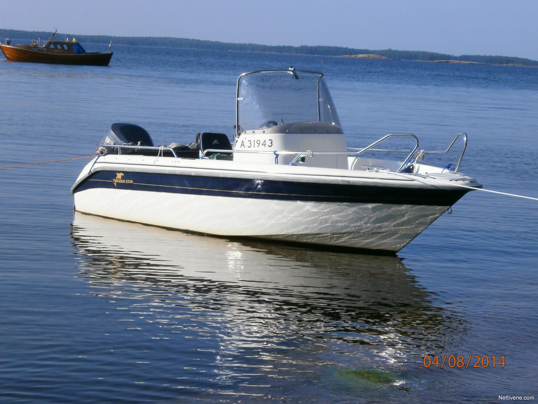 Yamarin 5210 Cc Motor Boat 2005 Pyht 228 228 Nettivene
