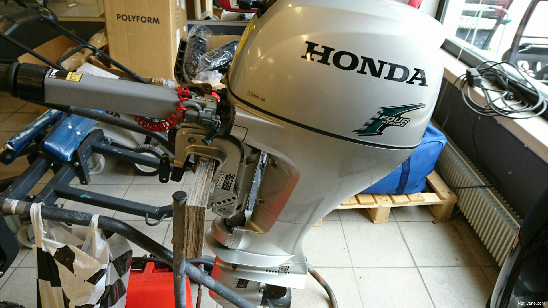 honda bf10 2008