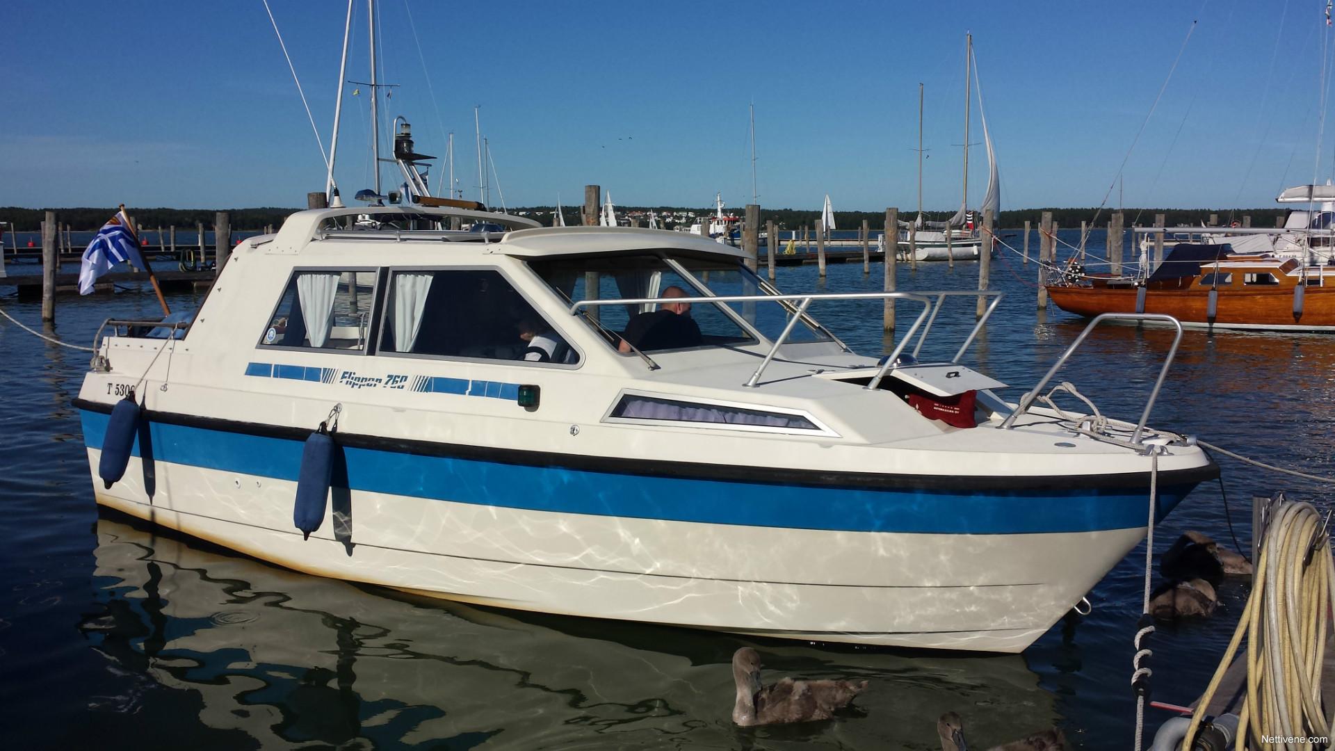 Flipper 760 Motor Boat Mietoinen Nettivene
