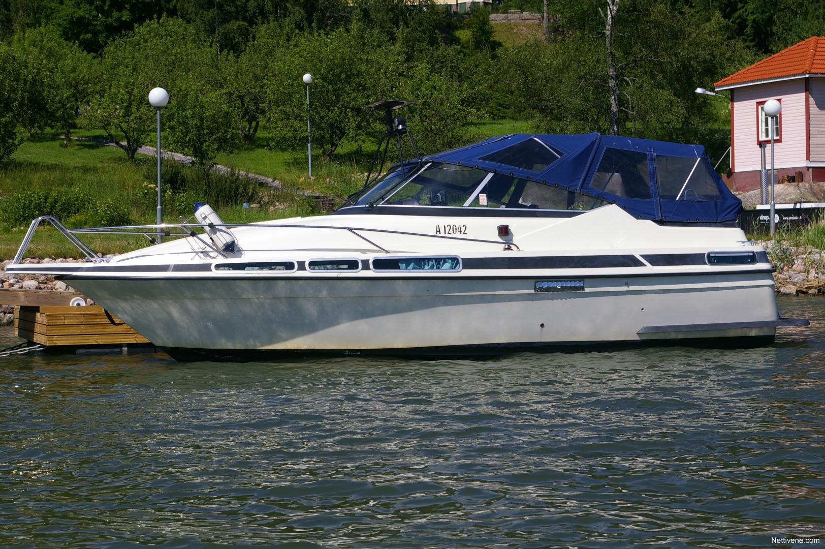 Scand 7800 Nautic Motor Boat 1987 Kaarina Nettivene