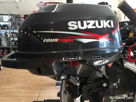 Suzuki DF 2.5 / EDULLINEN RAHOITUS