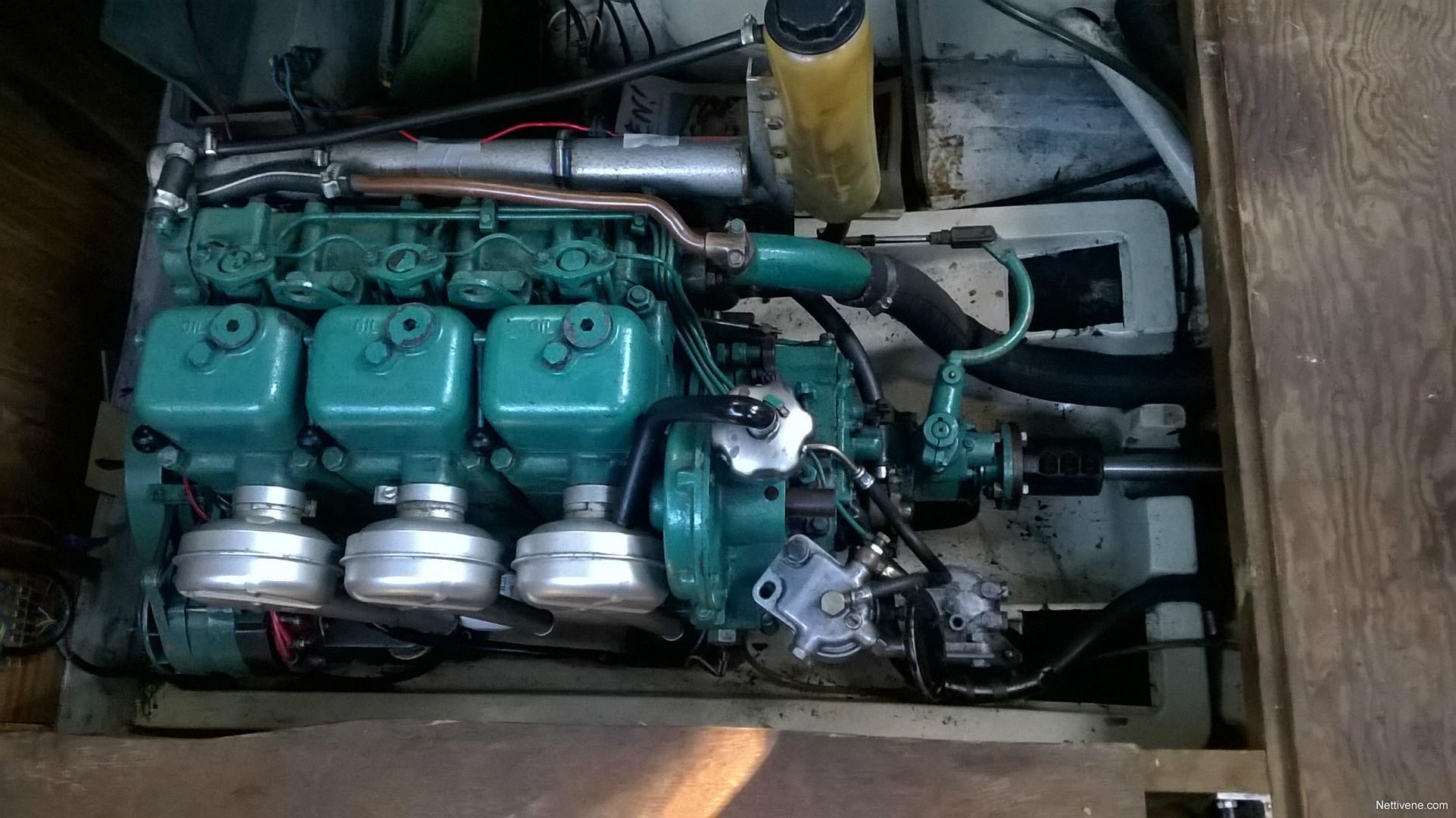 Volvo penta md3b engine 1975 raasepori nettivene enlarge image moottori volvo penta publicscrutiny Choice Image