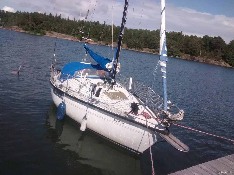 Albin 57 sailing boat 1979 - Nettivene