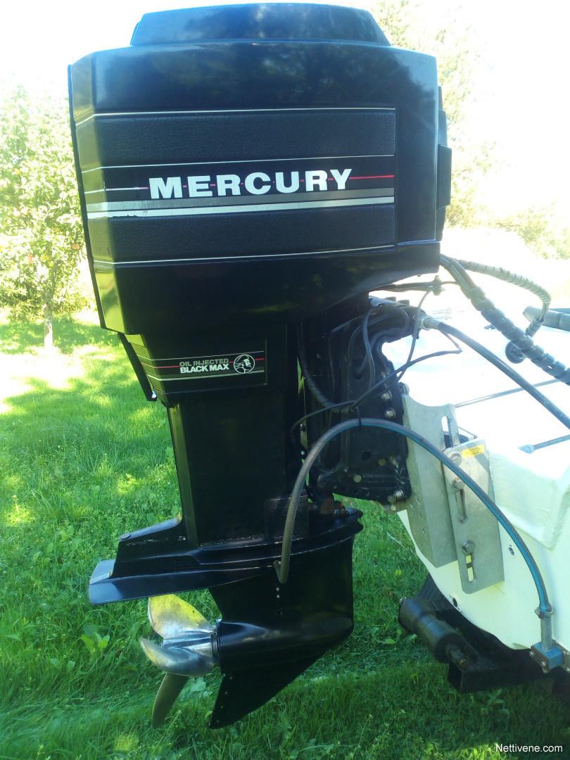 Mercury 135 Black Max V6 Engine Merimasku Nettivene