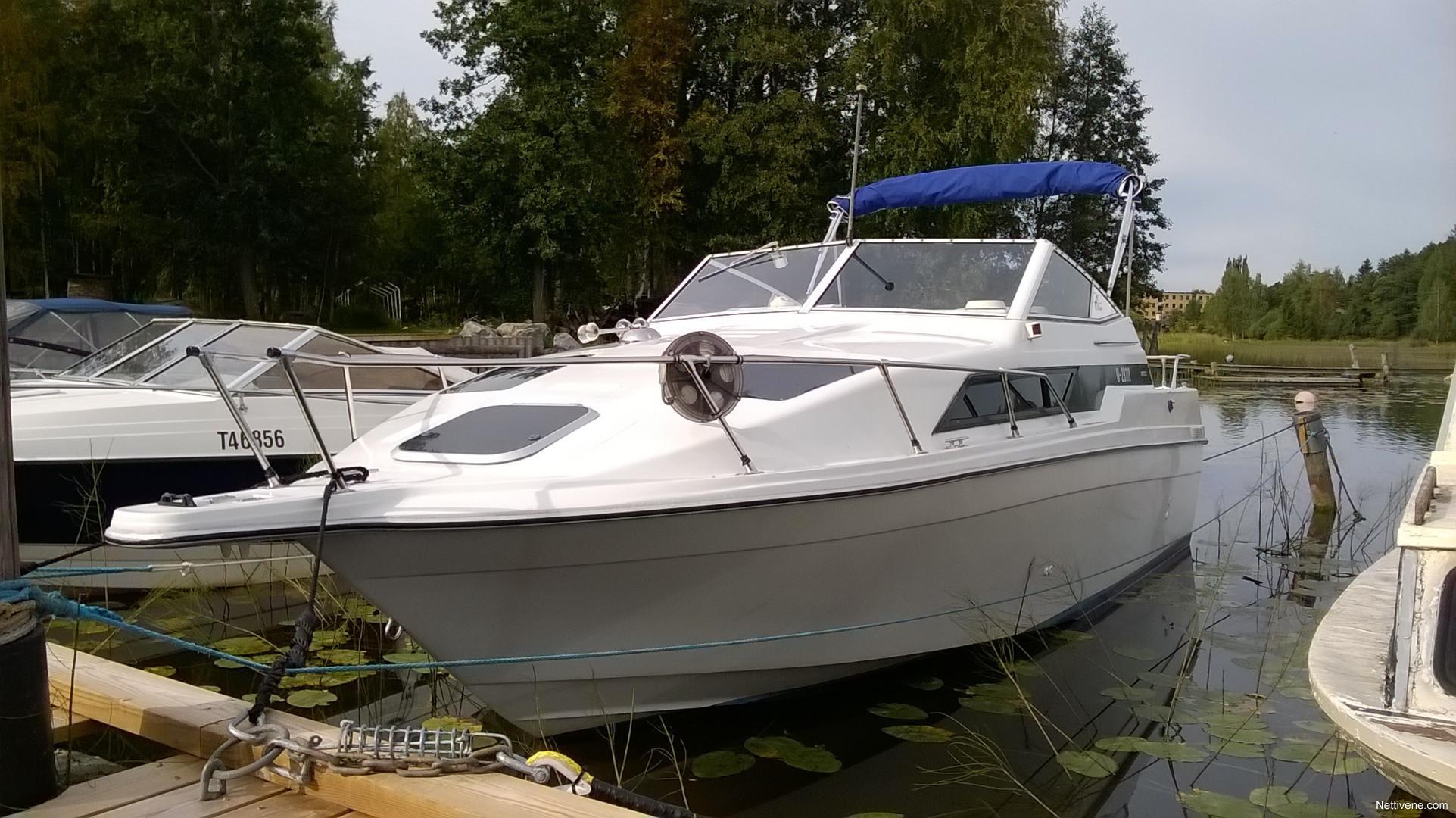 Renken 2500 Classic Motor Boat 1991 Akaa Nettivene