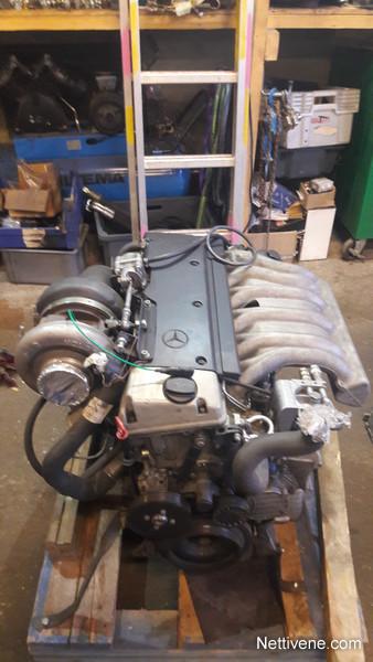 Mercedes-benz OM606 TDI 590HP 1000NM engine 2003 - Raisio - Nettivene