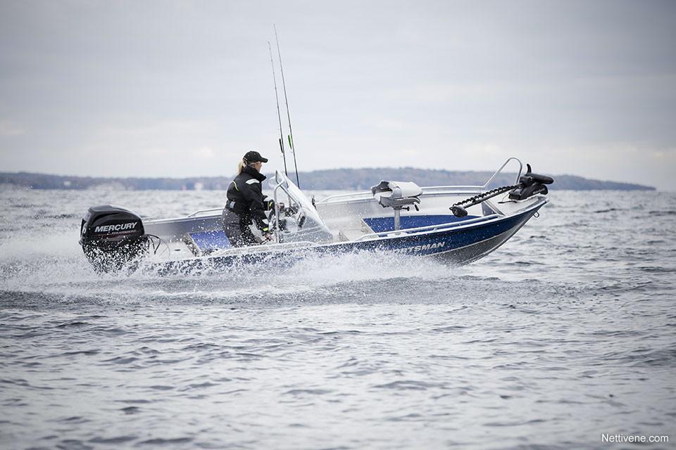 445 Sportsman Catch + F30 ELPT