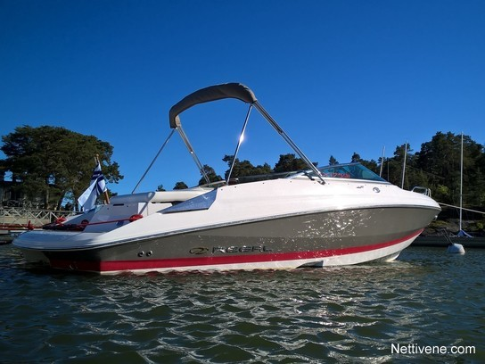 Regal 2250 DC Anniversary Edition Motor Boat 2010
