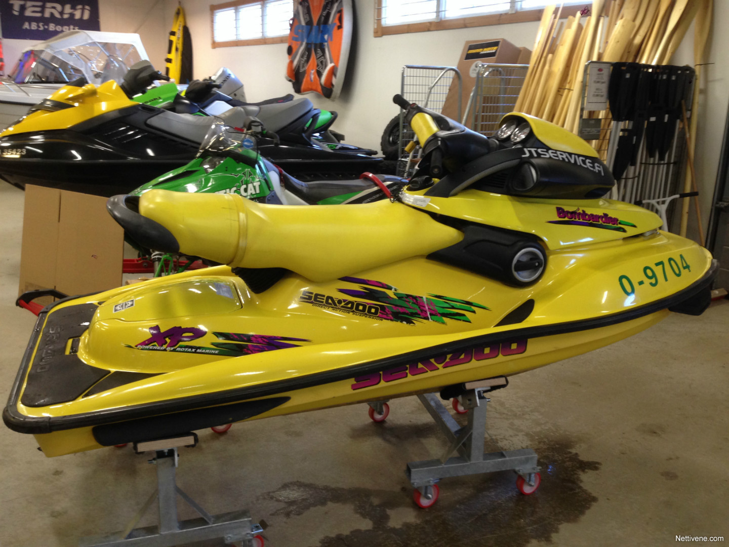 Sea Doo XP900 Watercraft 1997