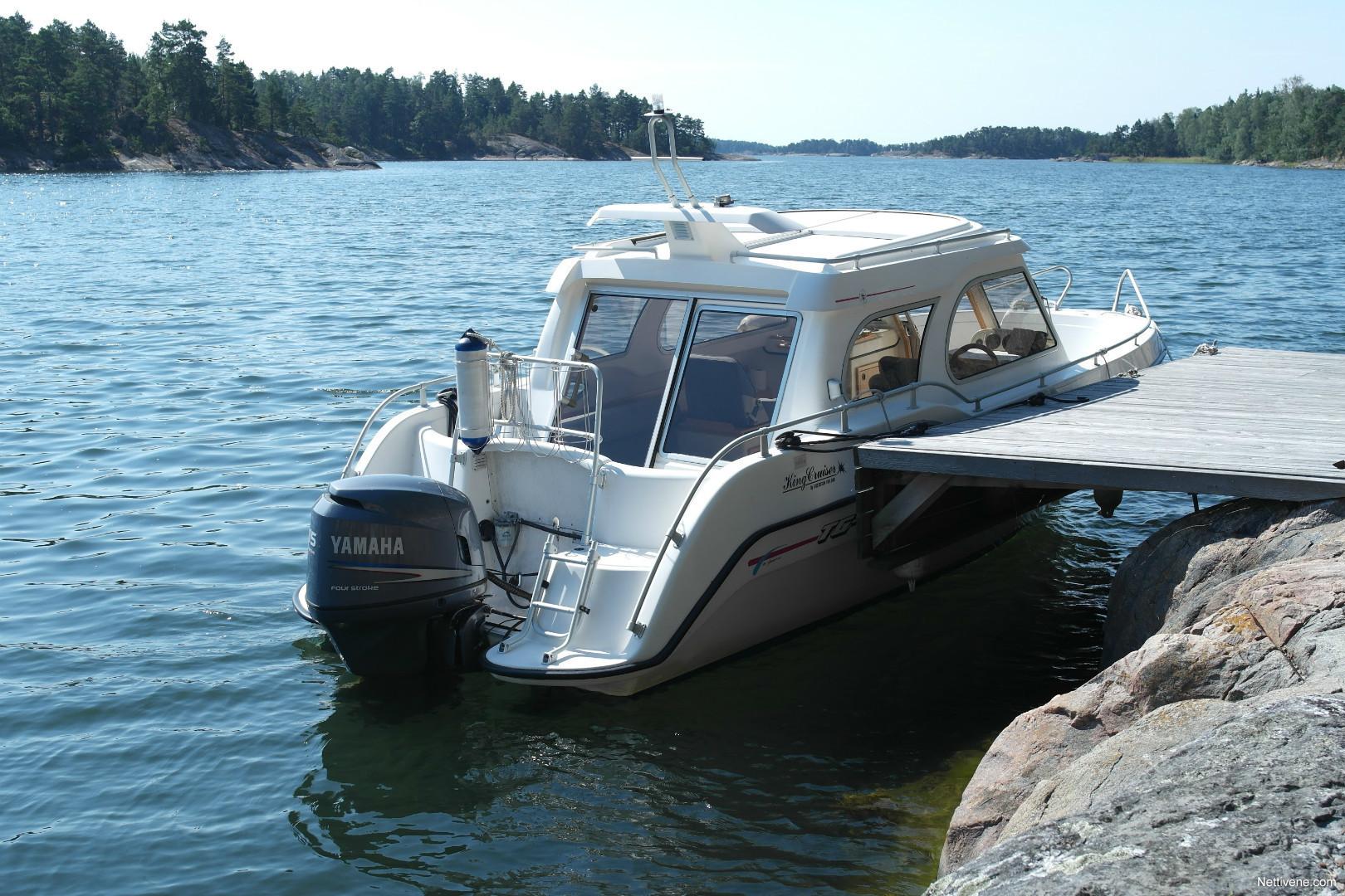 Tg 7200 King Cruiser Motor Boat 2003 Inkoo Nettivene