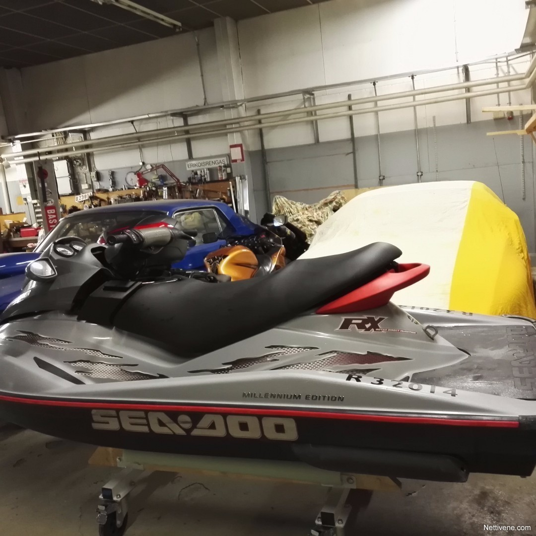 Previous; Next. Sea-Doo RX Millenium Edition Vesijetti