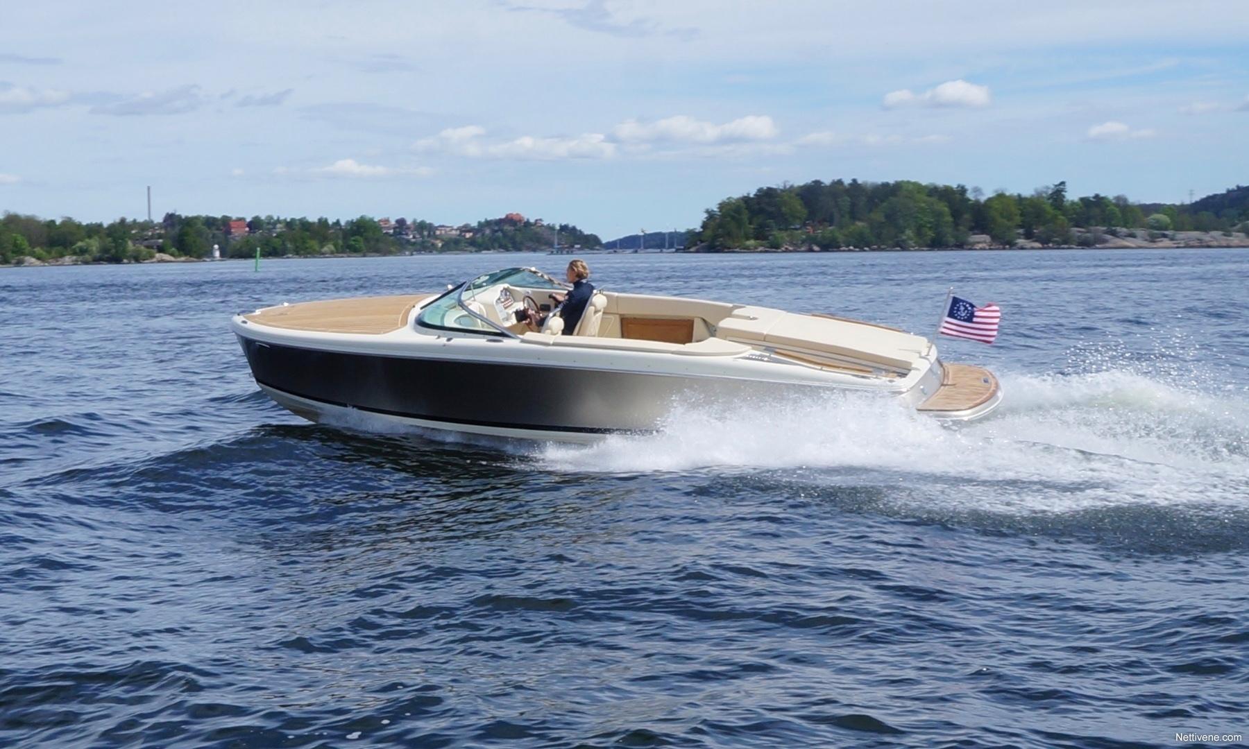 Chris craft capri 25 motor boat 2016 nettivene for Chris craft capri 25