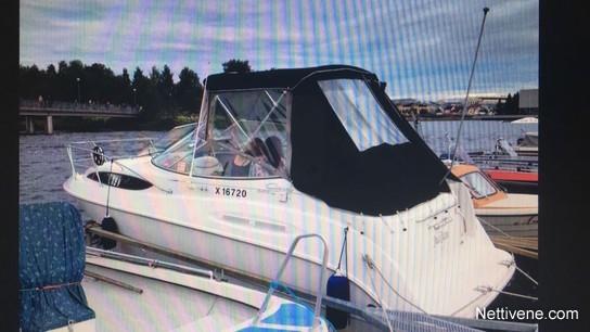 bayliner 2455 ciera volvo penta kad32 motor boat 2001 oulu rh nettivene com Basic Boat Wiring Diagram Wiring Diagram for a 1986 Bayliner 16