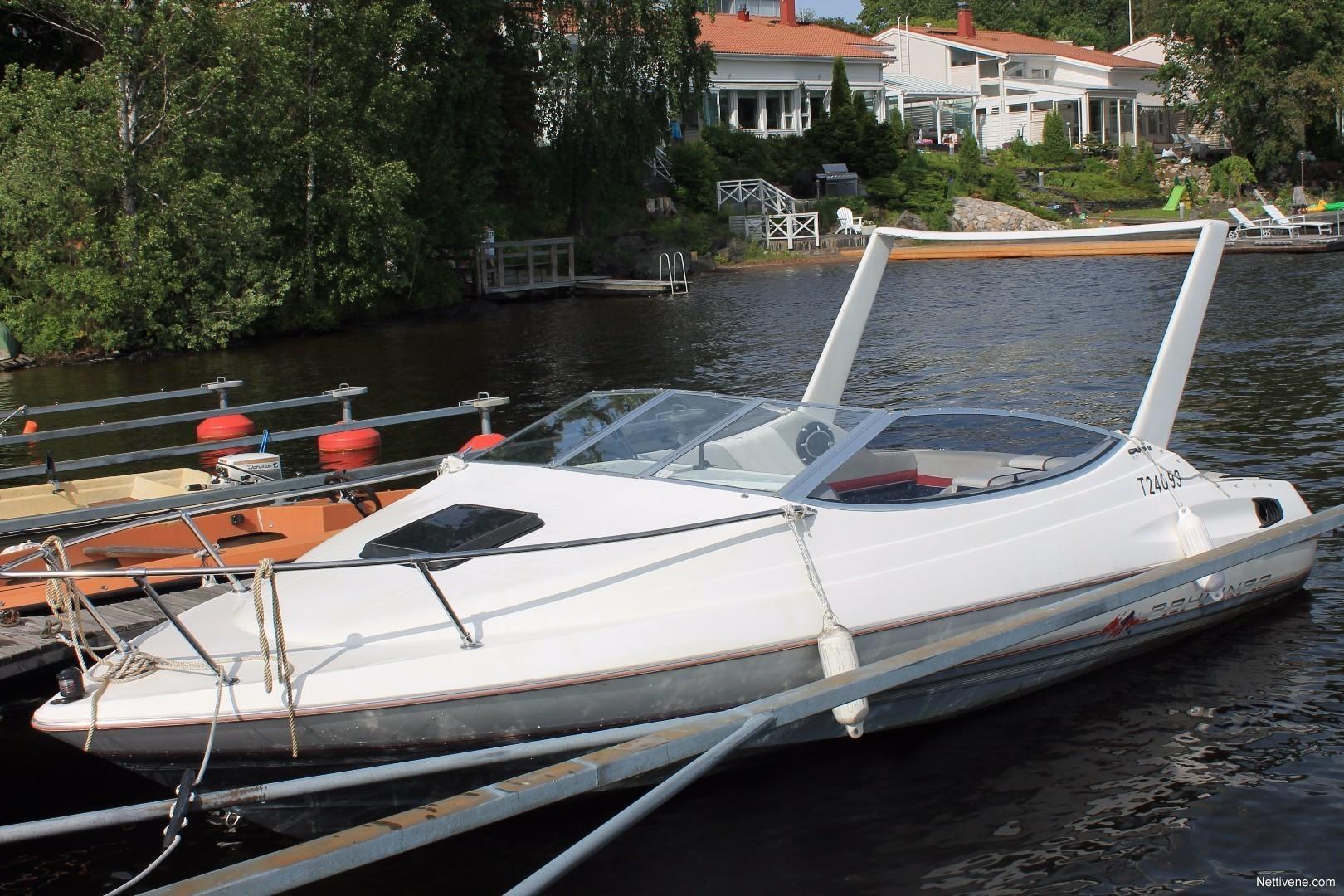 Enlarge image. moottorivene-bayliner. Bayliner 2052 Capri LS Moottorivene