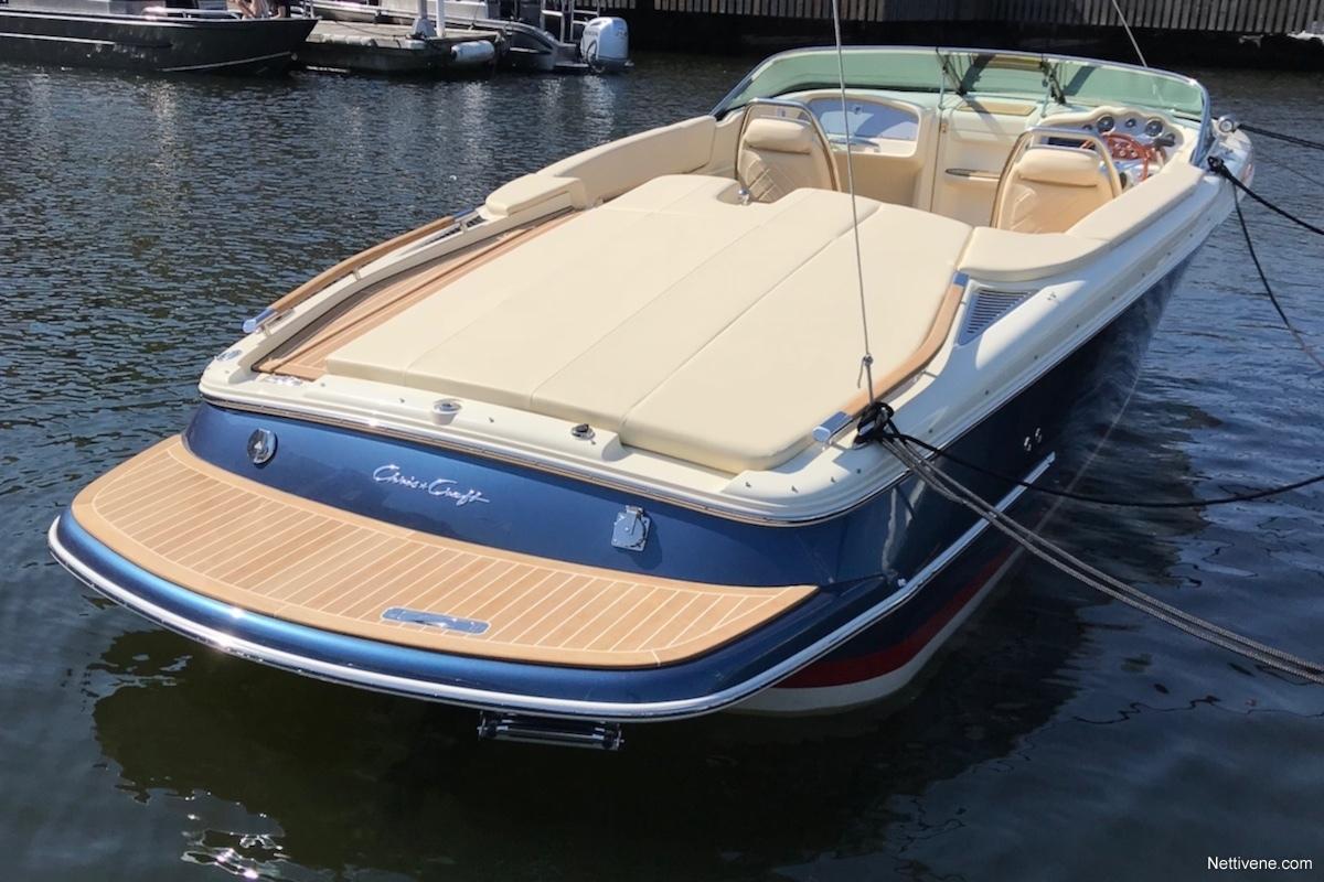 Chris craft capri 25 motor boat 2017 nettivene for Chris craft capri 25
