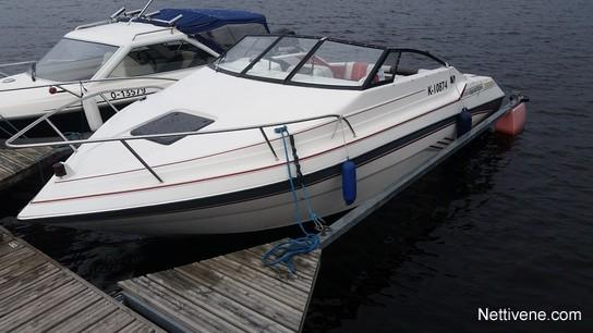 Glastron 199 Sierra Hieno Motor Boat 1990