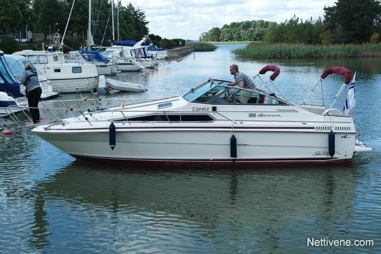 Sea ray 268 Sundancer motor boat 1988 - Masku - Nettivene