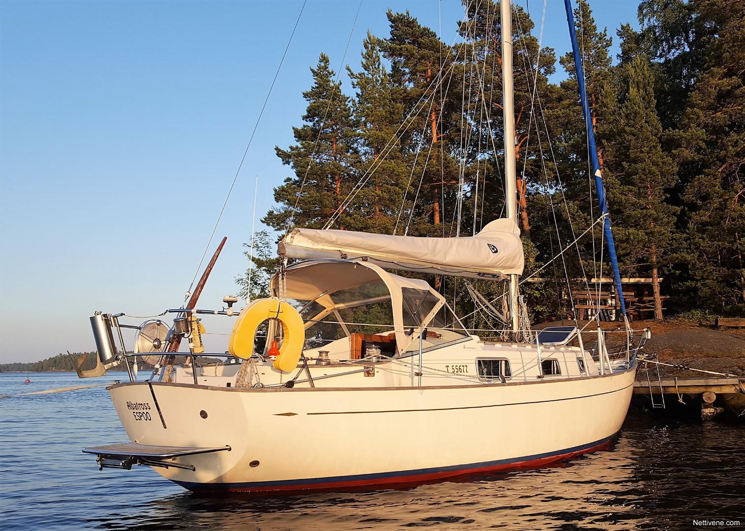 Hallberg Rassy 31 Monsun Sailing Boat 1977 Espoo Nettivene