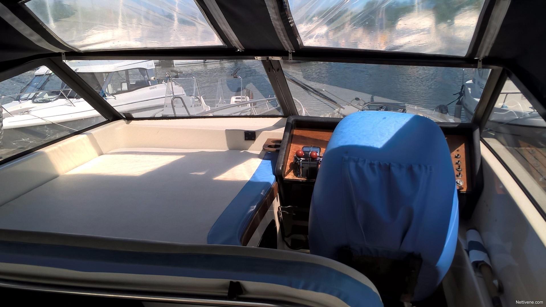 Draco 2500TC motor boat - Espoo - Nettivene
