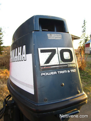 Yamaha 70bet engine 1986 - Nurmijärvi - Nettivene