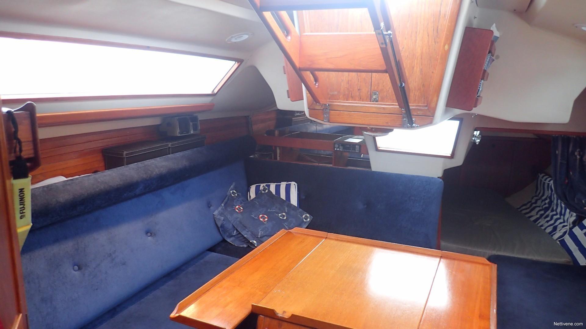 Guyline Guyline 95 Sailing Boat 1984 Oulu Nettivene