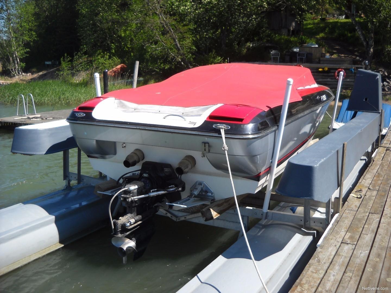 Donzi ZX 25 454 magnum mpi  motor boat 1996 - Parainen