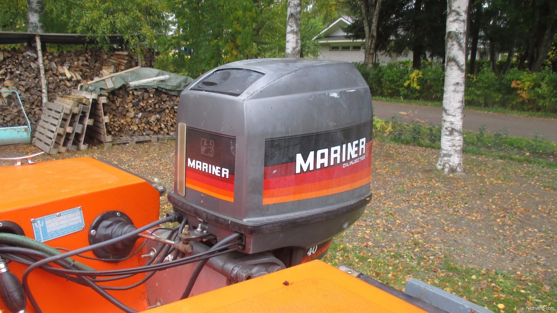 mariner magnum 40 hp service manual