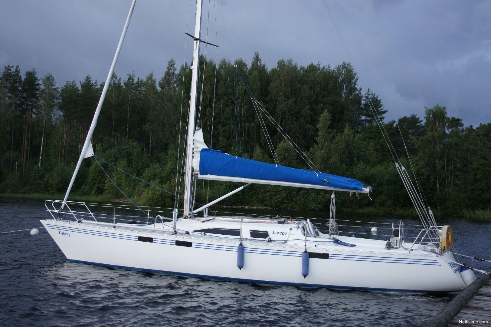 diva 39 sailing boat 1986 lappeenranta nettivene