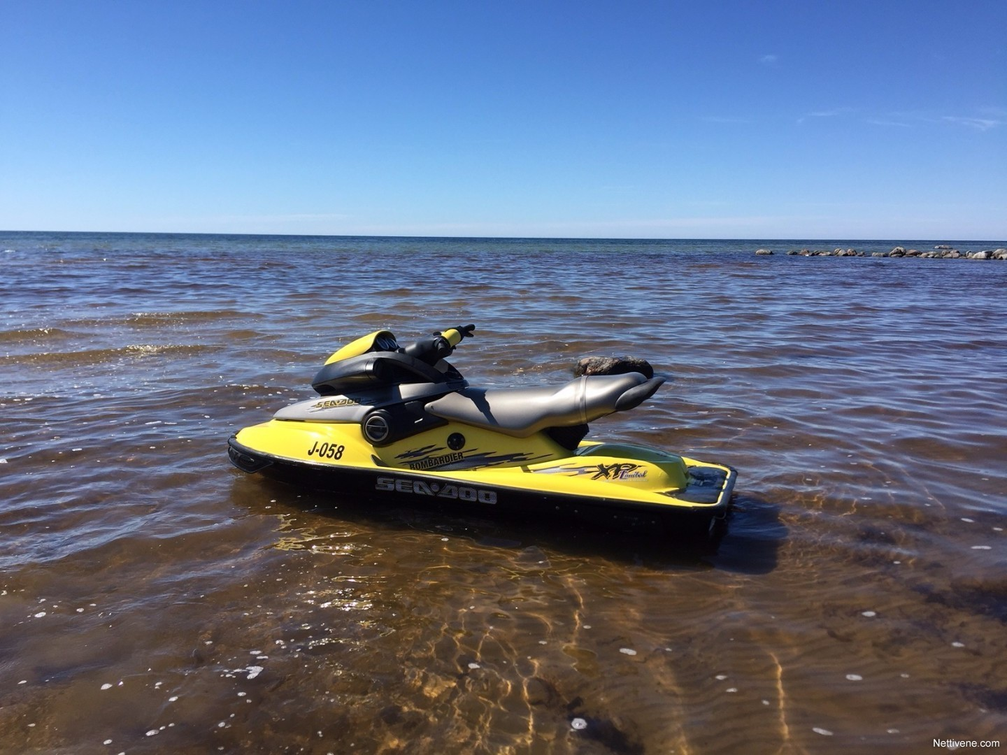 Sea Doo XP Limited Watercraft 1999