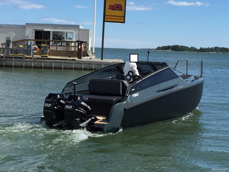 Xo Cruiser Motor Boat 2017 Helsinki Nettivene