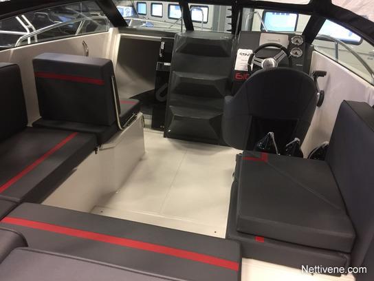 Sting 610 DC + Evinrude G2 150 motor boat 2017 - Raasepori
