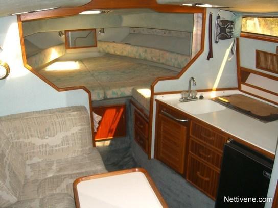 Sea ray Sundancer 270 motor boat 1988 - Helsinki - Nettivene