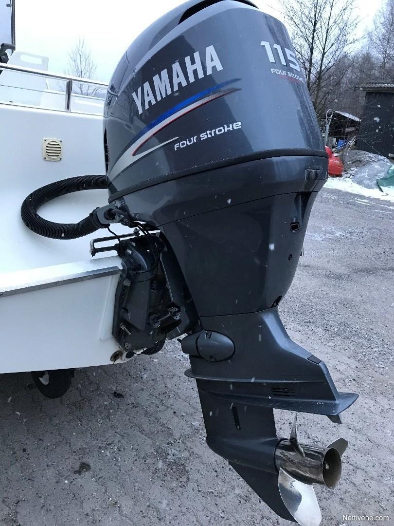 Yamaha F115 Aet Varattu Engine 2005 - Raasepori