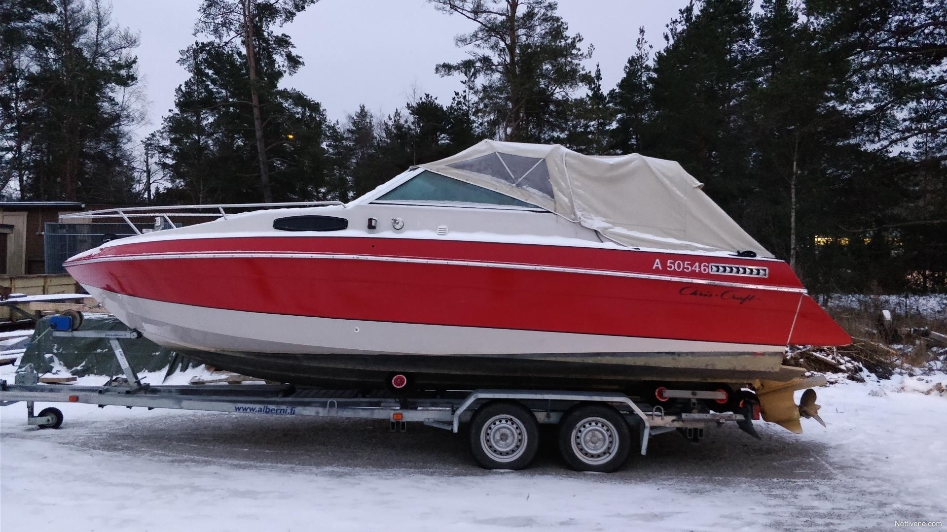 Chris-craft Scorpion motor boat - Uusikaupunki - Nettivene