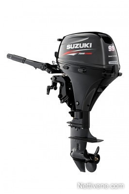 Suzuki 9.9 EFI / EDULLINEN RAHOITUS