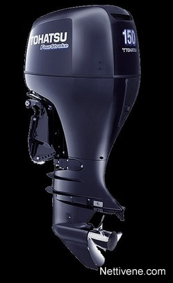 Tohatsu BFT 150 A / EDULLINEN RAHOITUS