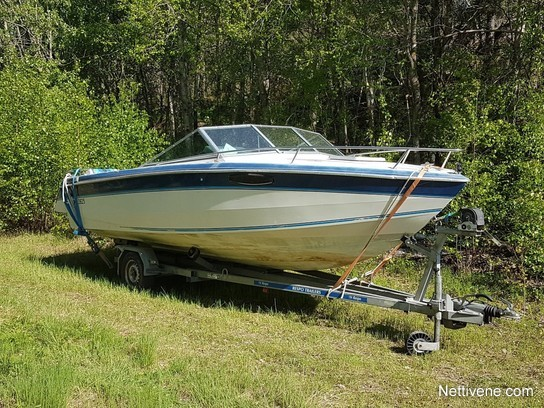 Chris-craft Scorpion 210 motor boat 1991 - Naantali - Nettivene