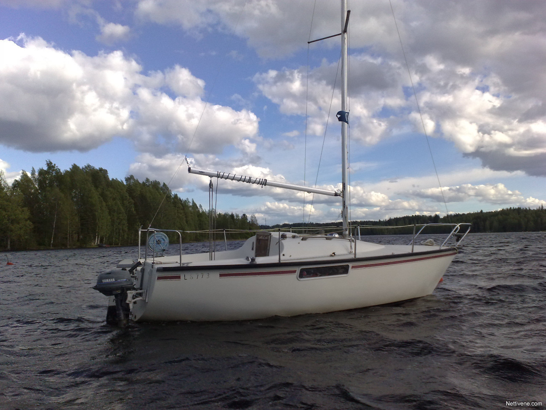 Albin 57 sailing boat - Tampere - Nettivene